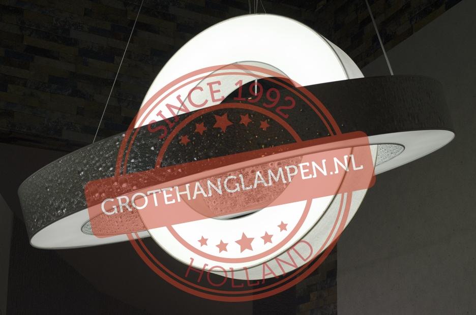 grote donut hanglamp draadlampen