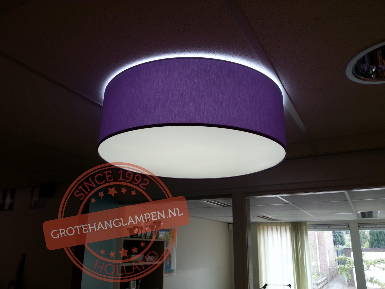 Plafondkap, geleverd aan Jobra Enschede, de kap is voorzien van een ...