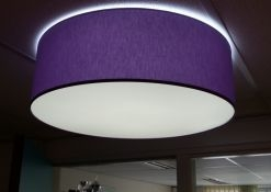 Plafonniere met LEDverlichting