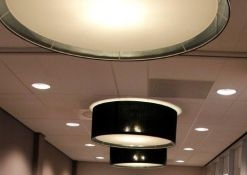 zwarte hanglampen met blender