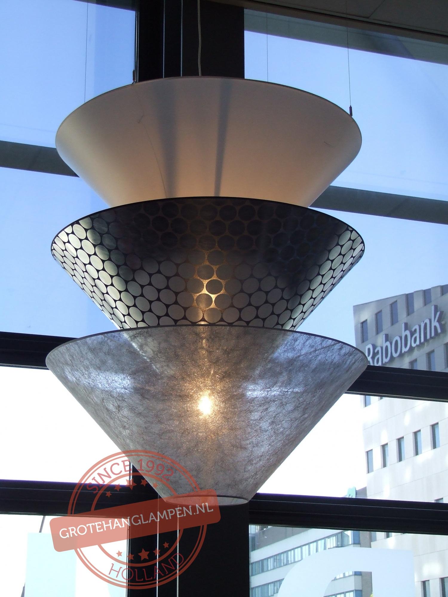 Speciale ufo lampenkappen