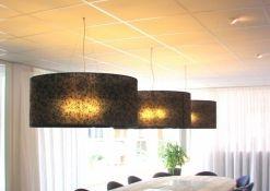 Hanglampen koperkleur