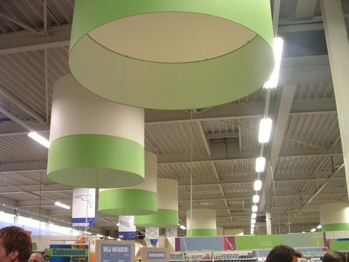 hanglampen in 2 kleuren