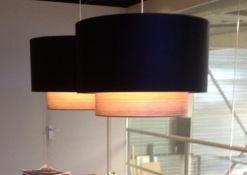dubbele bedrukte hanglampen