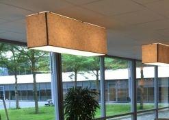 Rechthoekige hanglamp