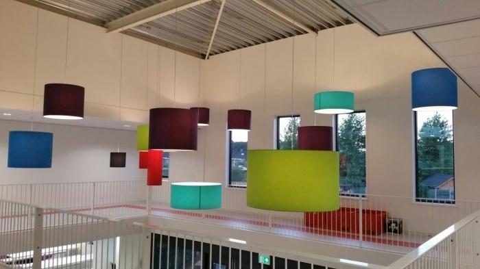 lampenkappen kleuren