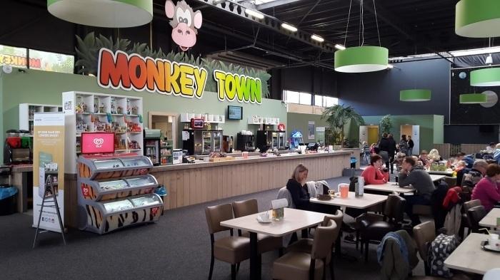 donutlamp monkeytown plafond