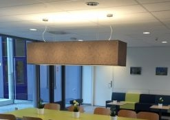 rechthoekige lampenkap