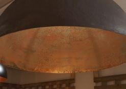 Aged_copper_thumb Sterk in vloeren en verf - Koepellampen