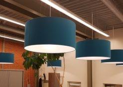 Wolvilt lampenkappen 120cm